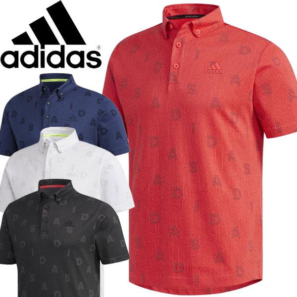アディダス ゴルフウェア メンズ 半袖ポロシャツ GLD29 2020春夏