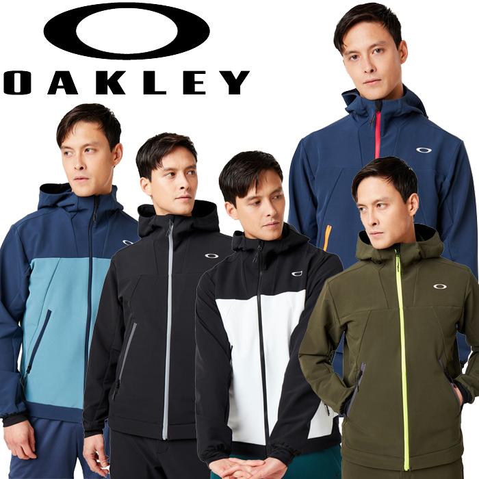 【クリアランスセール】 オークリー トレーニング ENHANCE SOFTSHELL JACKET ソフトシェルジャケット メンズ 412854JP 2019 秋冬