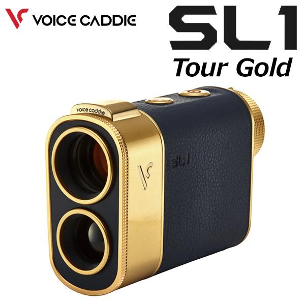 ボイスキャディ ハイブリッドGPSレーザー SL1 ツアーゴールド レーザー距離計 2019モデル