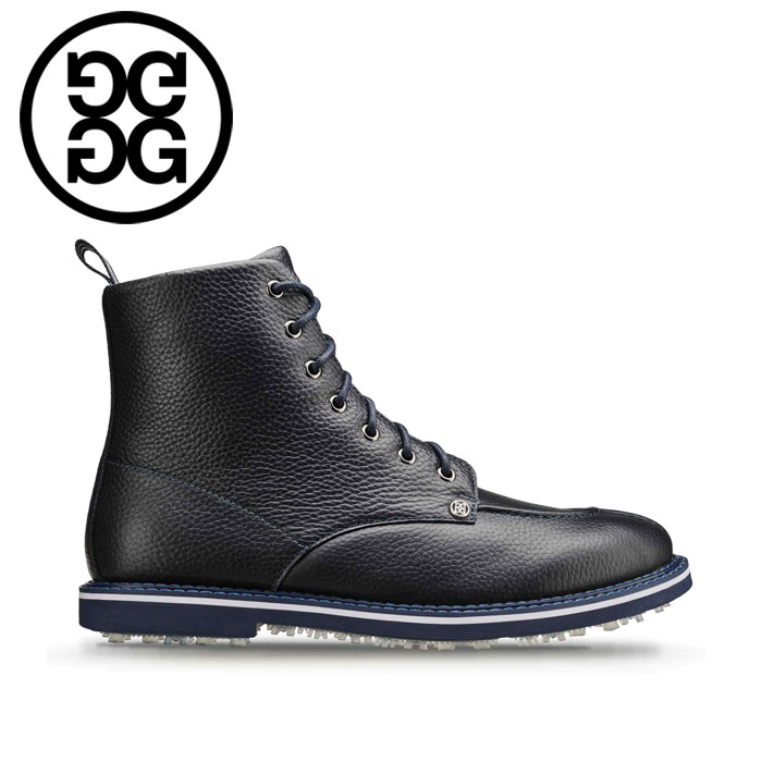 GFORE ゴルフシューズ G4MS19EF16 Pintuck Golf Boot 並行輸入品 メンズ