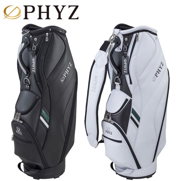 ブリヂストン ゴルフ PHYZ キャディバッグ 9.5型 メンズ CBPH90 2019モデル