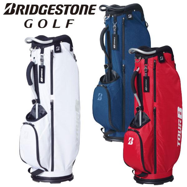 ブリヂストン ゴルフ TOUR B キャディバッグ 9.5型 メンズ CBG021 2020モデル