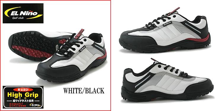 ◇ EL NINO (니노) EL-01 스파이 크레스 골프 신발
