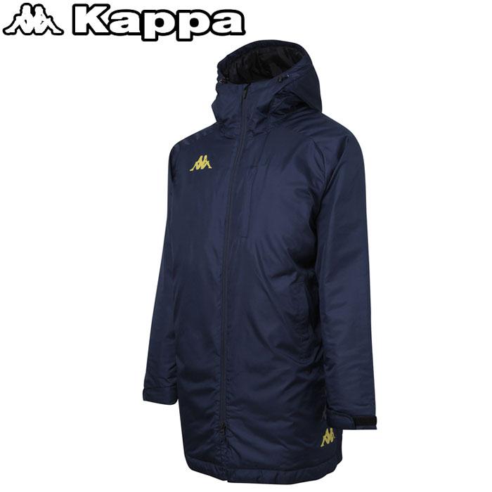 カッパ ウォーマーロングジャケット メンズ KF852OT14-NV