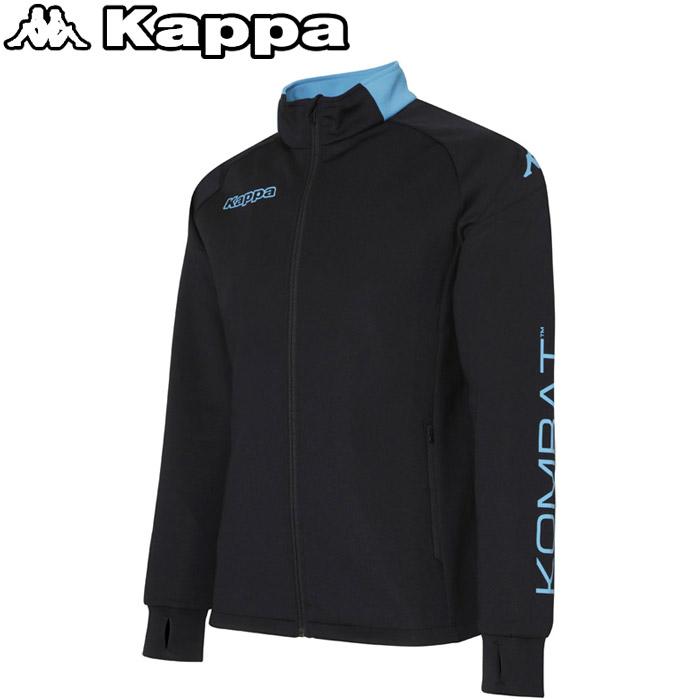 カッパ サッカー ストレッチニットジャケット メンズ KF752KT01-BK