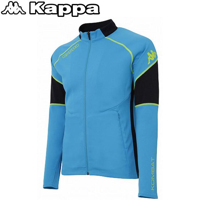 カッパ サッカー ストレッチニットジャケット メンズ KF812KT01-BL