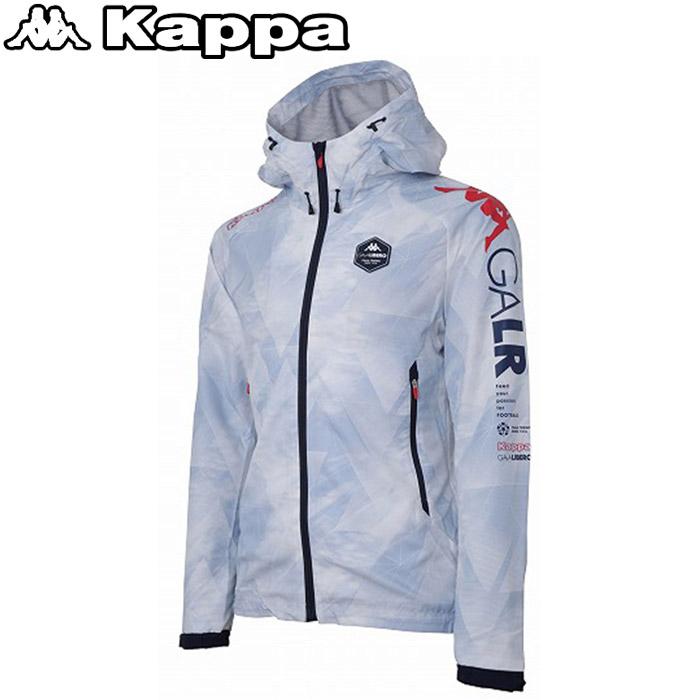 カッパ サッカー ストレッチウインドジャケット メンズ KF812WT21-WT