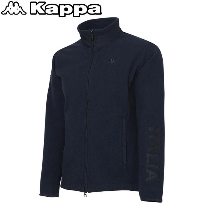カッパ サッカー フリースジャケット メンズ KL752KT10-NV