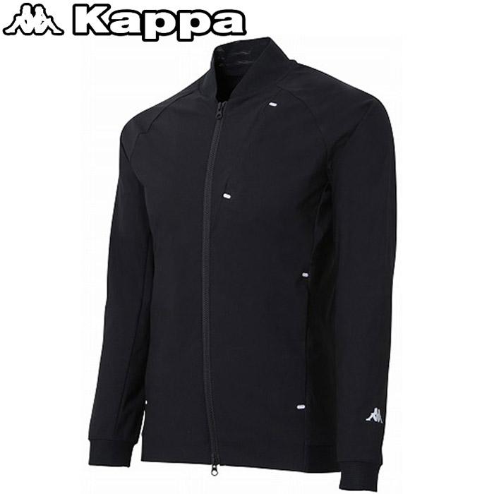 カッパ サッカー ストレッチニットジャケット メンズ KL812KT01-BK