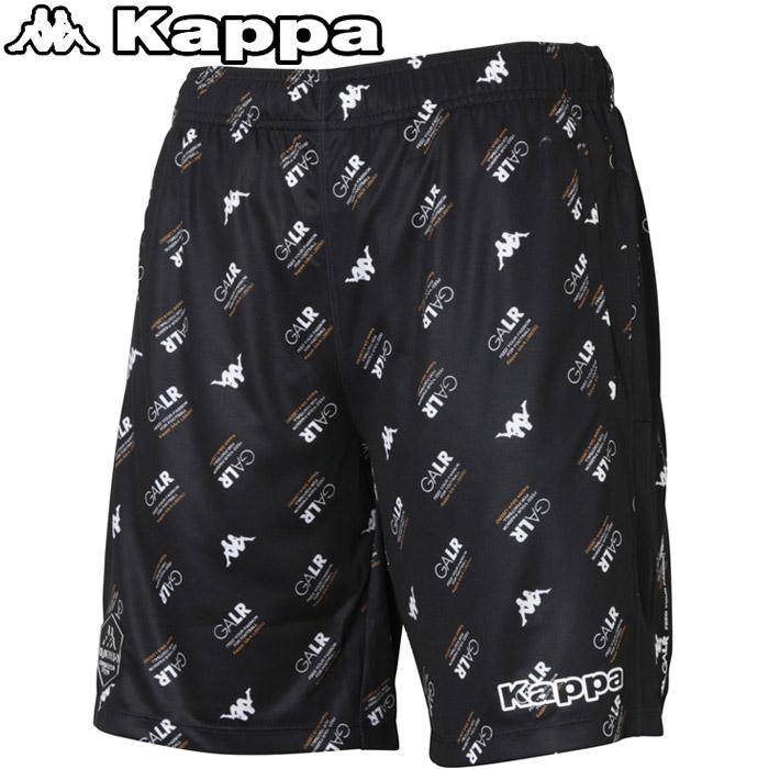 カッパ サッカー プラクティスパンツ メンズ KF952SP21-BK2