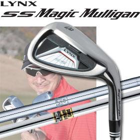 【マーク金井氏 設計・監修】 リンクス ゴルフ ウェッジ SS マジックマリガン NS/DGスチール Lynx Golf