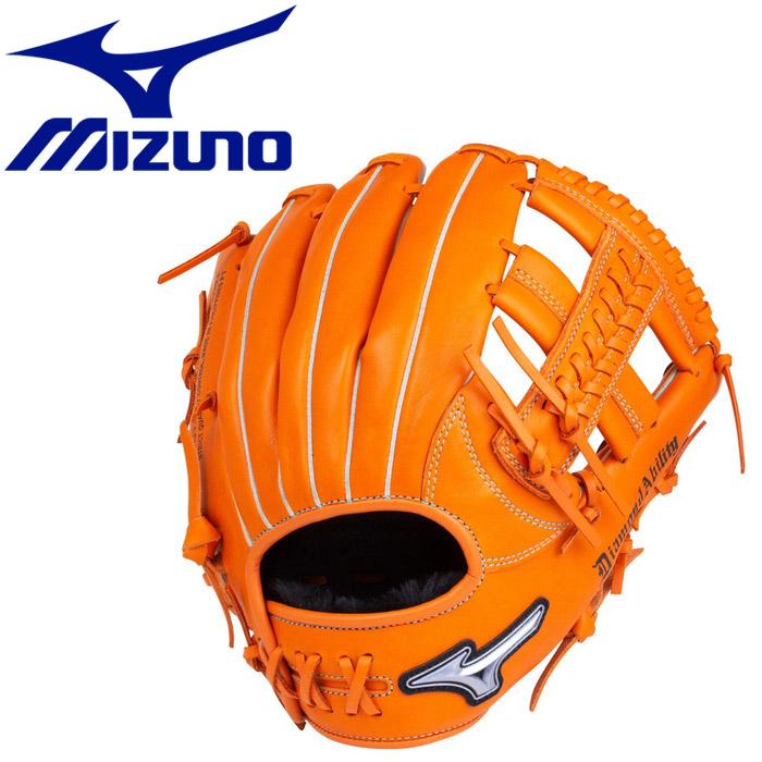 ミズノ 野球 少年軟式用ダイアモンドアビリティ AXI オールラウンド用 サイズM 1AJGY2263051