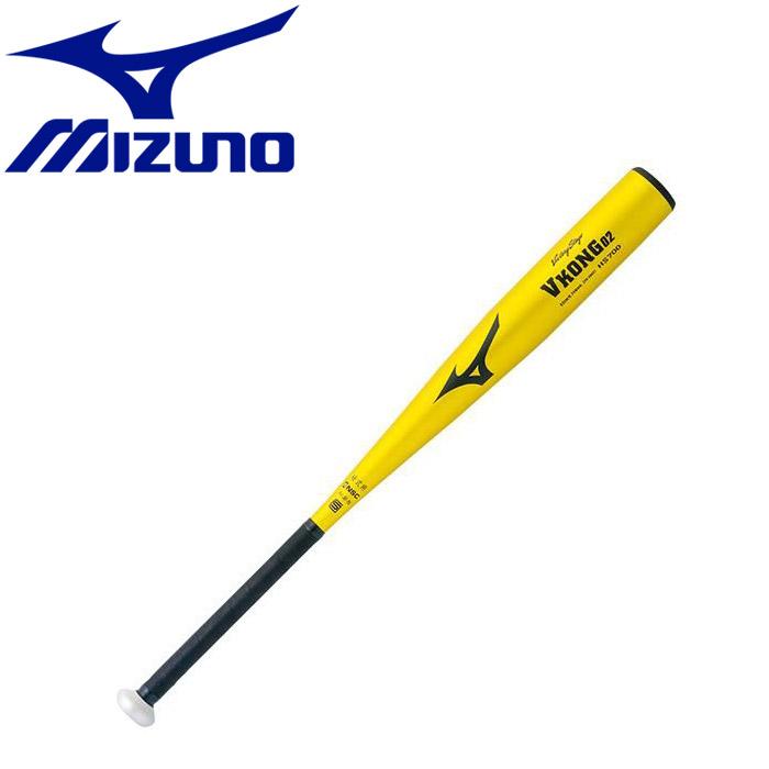 ミズノ 野球 硬式用<ビクトリーステージ>Vコング02 金属製 83cm 900g以上 2TH2043150N