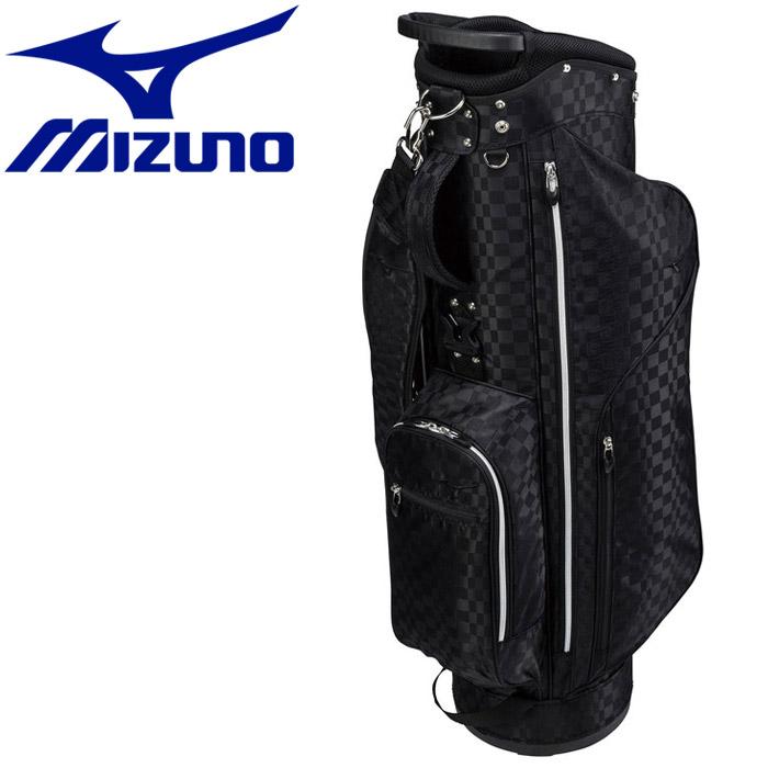 ミズノ ゴルフ NEXLITE SLIM キャディバッグ メンズ 5LJC20030091