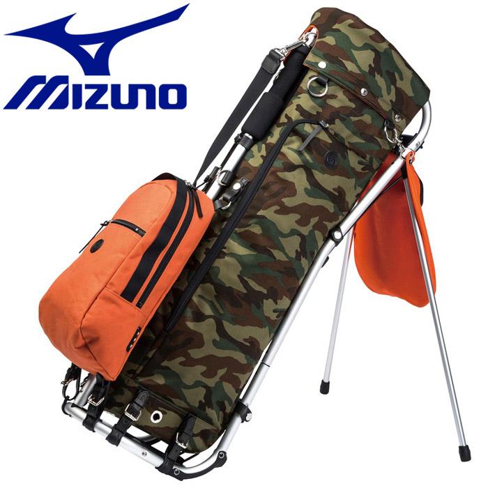 ミズノ ゴルフ ミズノ 木の庄帆布 フレームウォーカー メンズ 5LJC20100055