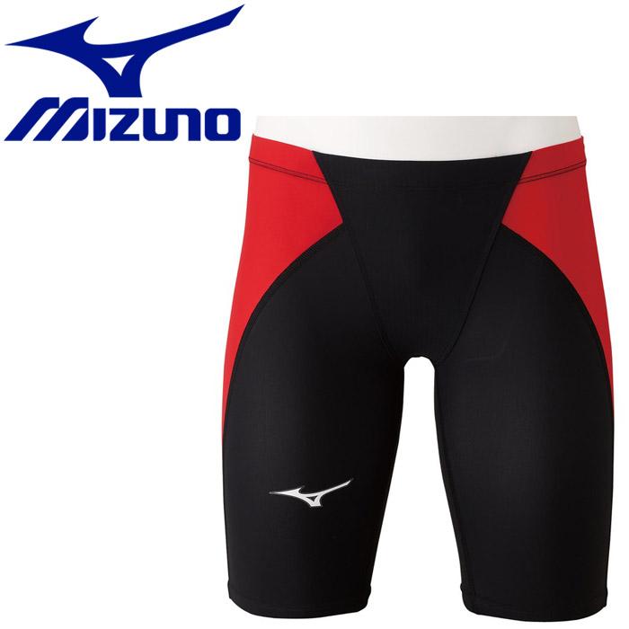ミズノ スイム 競泳用MX・SONIC α ハーフスパッツ メンズ N2MB001196