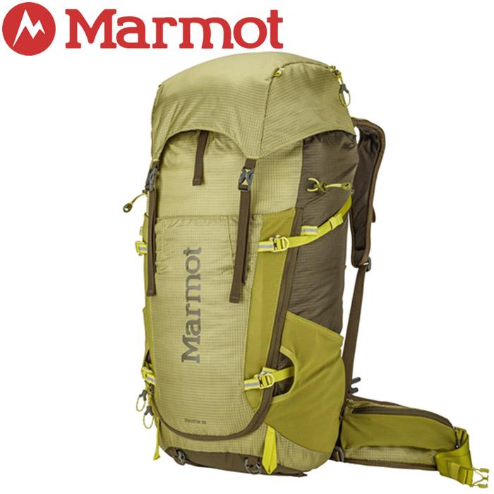 マーモット Graviton 38 バックパック M7B-S2469A-4635