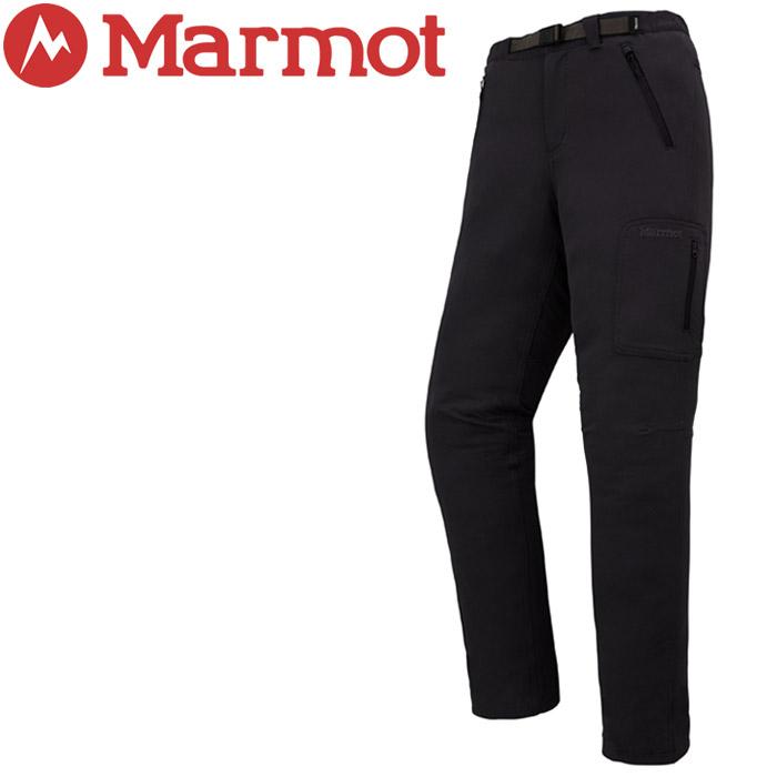 マーモット Ws Trek Comfo Pant パンツ レディース TOWNJD83-BK
