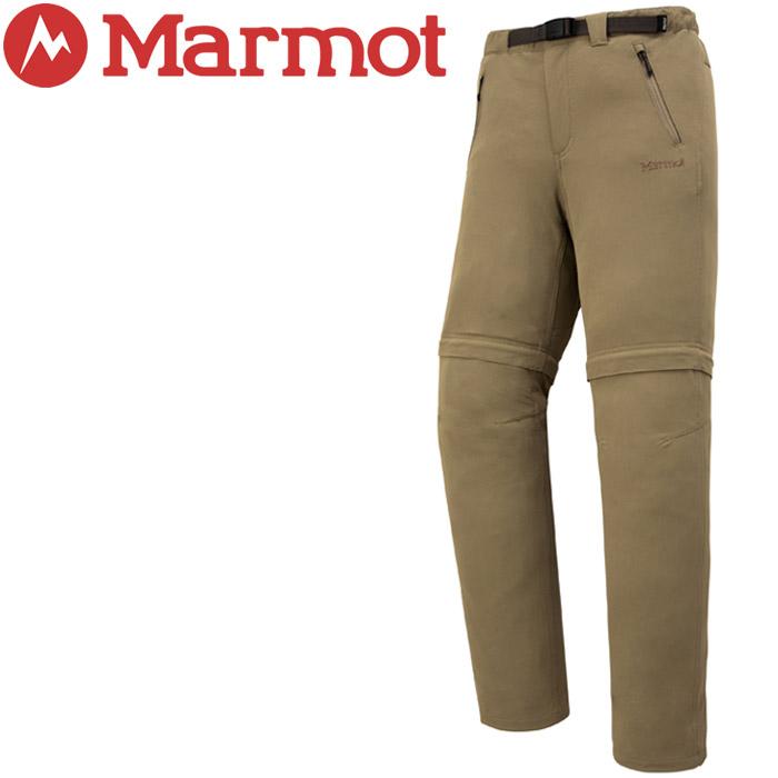 マーモット Ws Trek Comfo Convertible Pant パンツ レディース TOWNJD84-BG