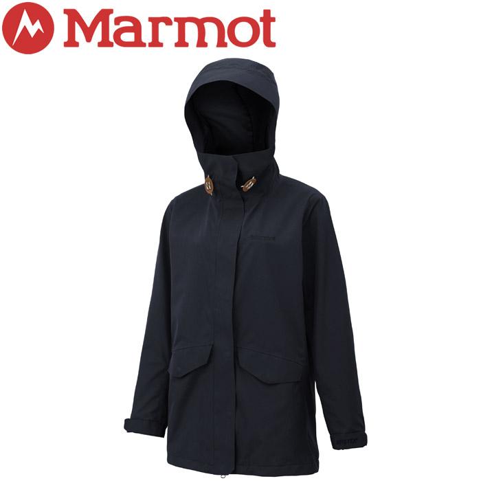 【クリアランスセール】 マーモット Ws GORE-TEX Exceed Jacket ウィメンズゴアテックスエクシードジャケット レディース TOWOJK01-BK