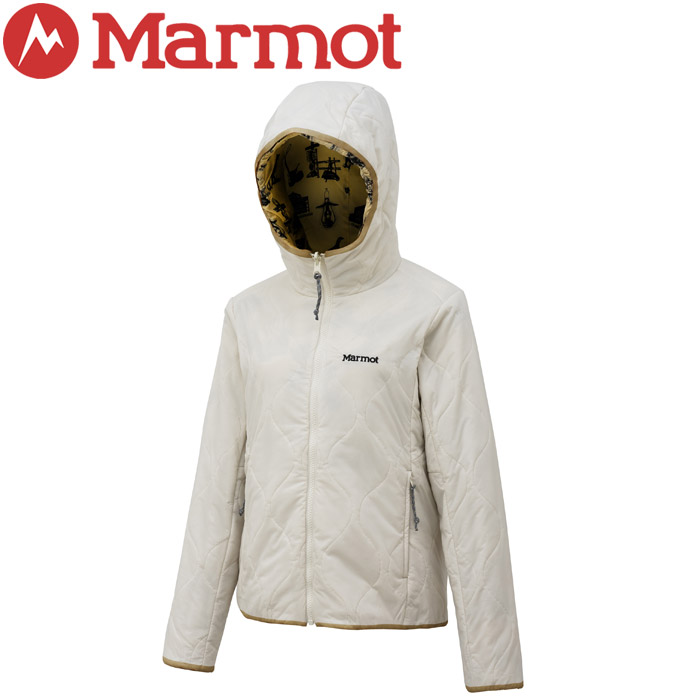 【クリアランスセール】 マーモット Ws Reversible Padding Jacket ウィメンズリバーシブルパディングジャケット レディース TOWOJL20YY-TDBS