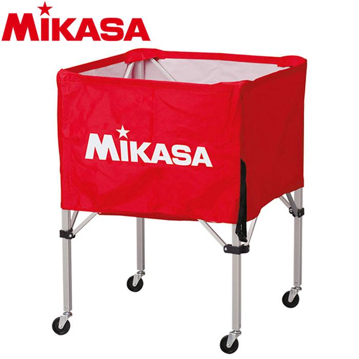 ミカサ ボールカゴ 箱型 大 レッド BC-SP-H-R 9068000