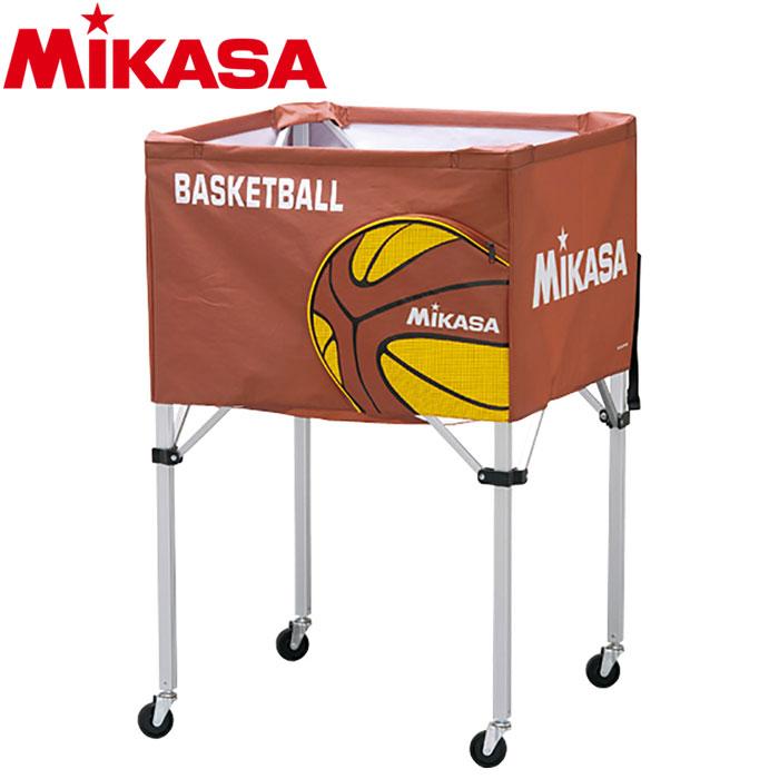 ミカサ ボールカゴ 箱型 中 バスケット BC-SP-S-BB 9061087
