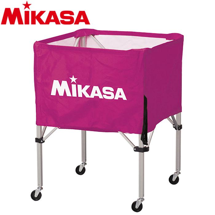 ミカサ ボールカゴ 箱型 小 バイオレット BC-SP-SS-V 9068024