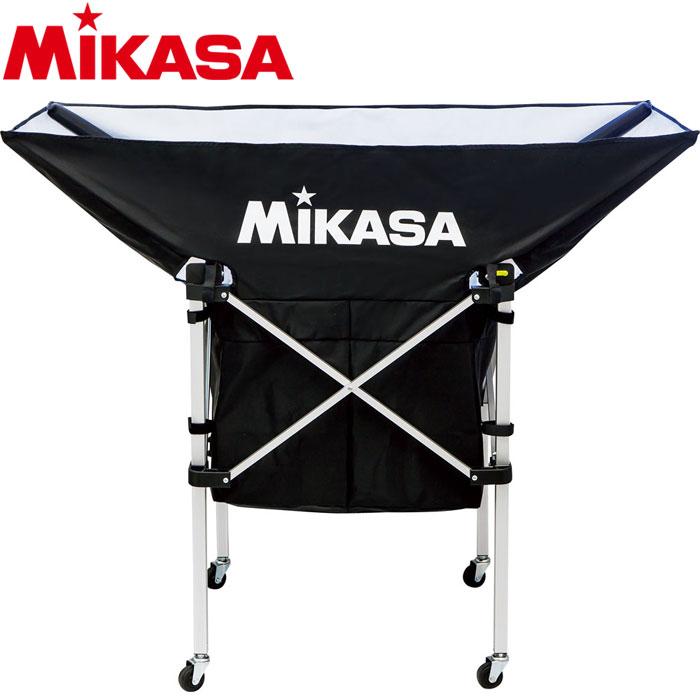 ミカサ 携帯用折り畳み式ボールカゴ 舟型 ACBC210BK