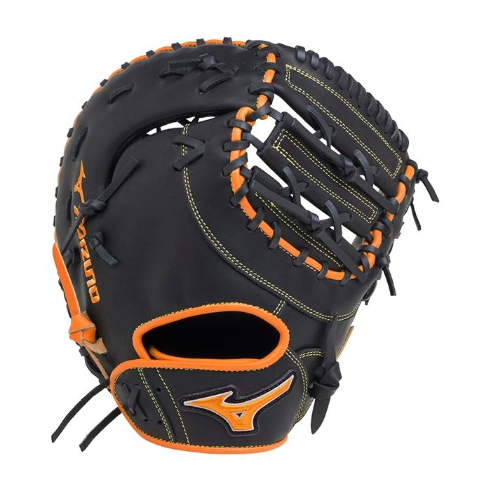ミズノ エレメントフュージョンUMiX ソフトボール用 捕手 一塁手兼用 コンパクトタイプ グラブ 1AJCS184100951
