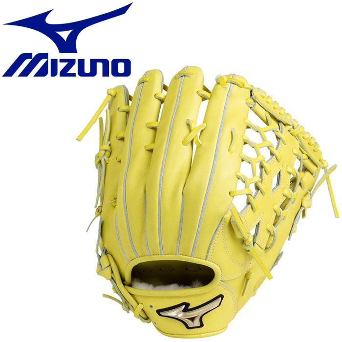 ミズノ Hselection01 硬式用 外野手用:サイズ16N グラブ 1AJGH1820740