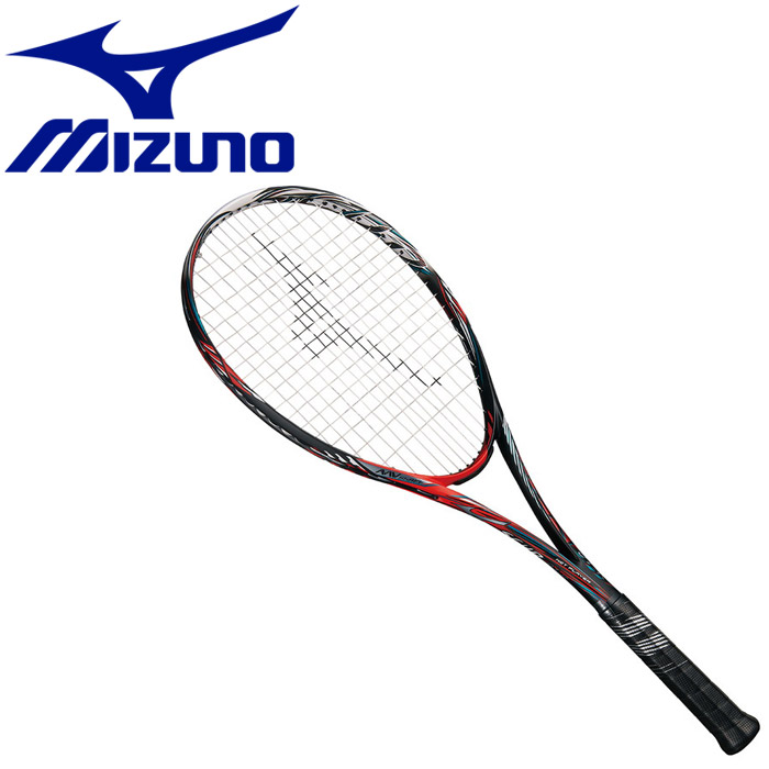 ミズノ SCUD 01-R スカッド01アール ソフトテニス 軟式ラケット フレームのみ 63JTN95362