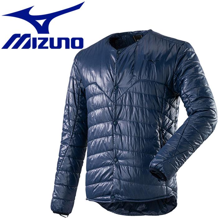 ミズノ サーモブリッドインサレーションジャケット メンズ A2ME855815