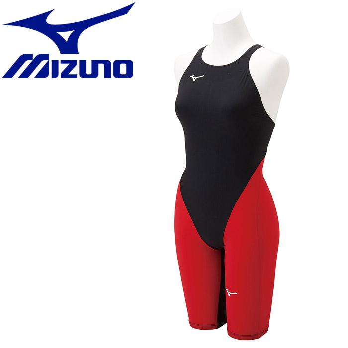 ミズノ MX SONIC G3 ハーフスーツ 水着 レディース N2MG871196