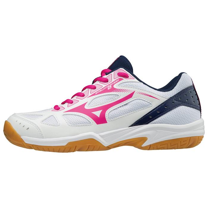 mizuno womens volleyball shoes size 8 x 2 internacional navy