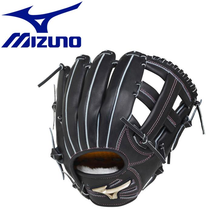 ミズノ 野球 ゴールデンエイジ硬式用 グローバルエリート H Selection02 内野手K型:サイズGA9 グラブ 1AJGL2100309