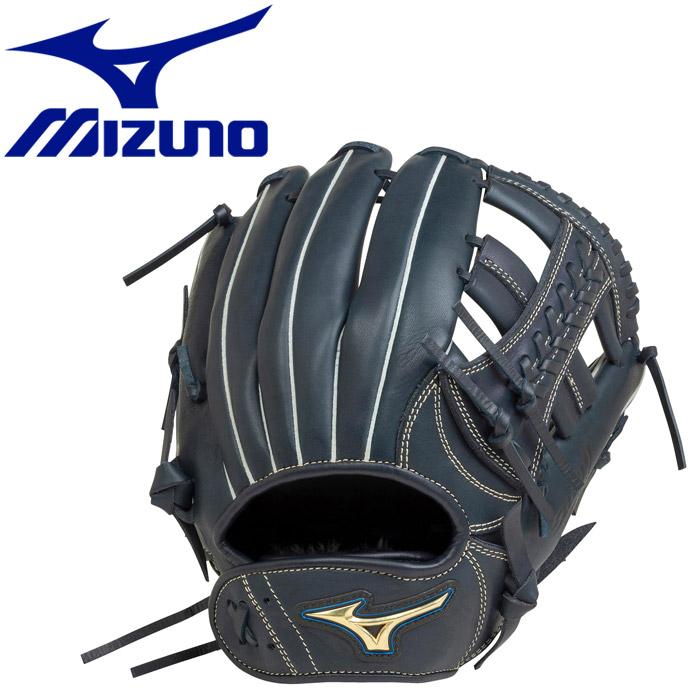 ミズノ 野球 少年軟式用 セレクトナイン×UMiX U1 投手×内野 :サイズM グラブ 1AJGY2150029