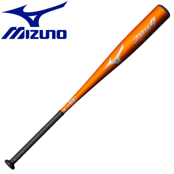 ミズノ 野球 軟式用金属製セレクトナイン バット 1CJMR1418554