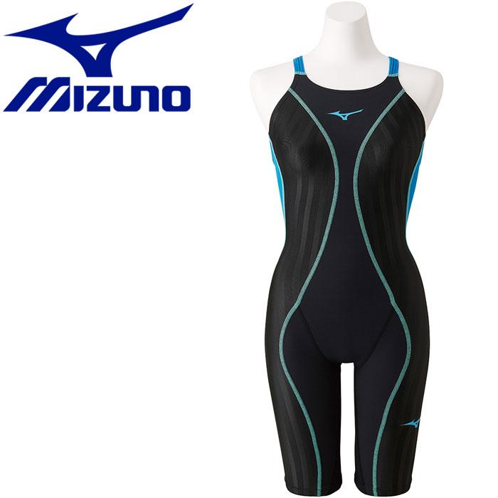 ミズノ FX・SONIC+ ハーフスーツ 競技水着 ジュニア ガールズ N2MG943091