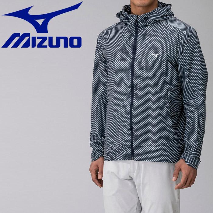 ミズノ ベーシックトレイルジャケット メンズ B2ME900671