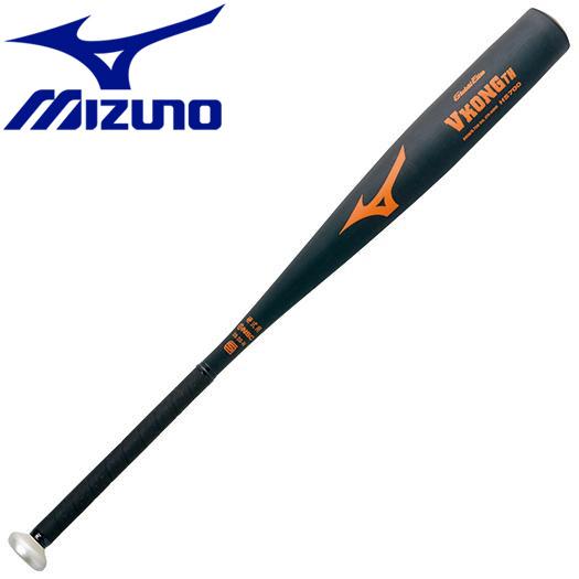 ミズノ 野球 硬式用 グローバルエリート VコングTH 金属製 83cm 900g以上 バット 2TH2423009