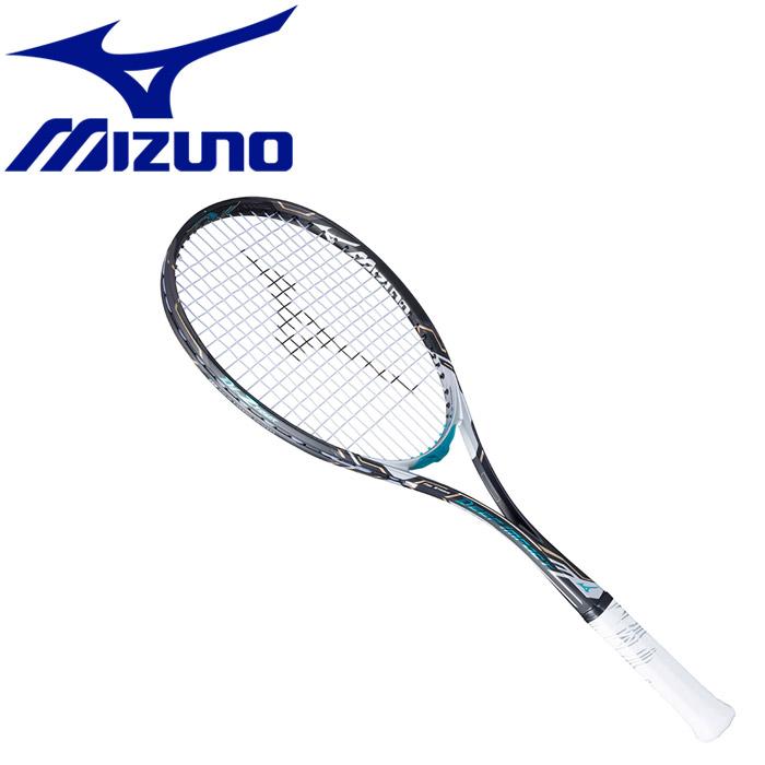 ミズノ ディーアイ Zツアー 軟式 ソフトテニスラケット フレームのみ 63JTN74220