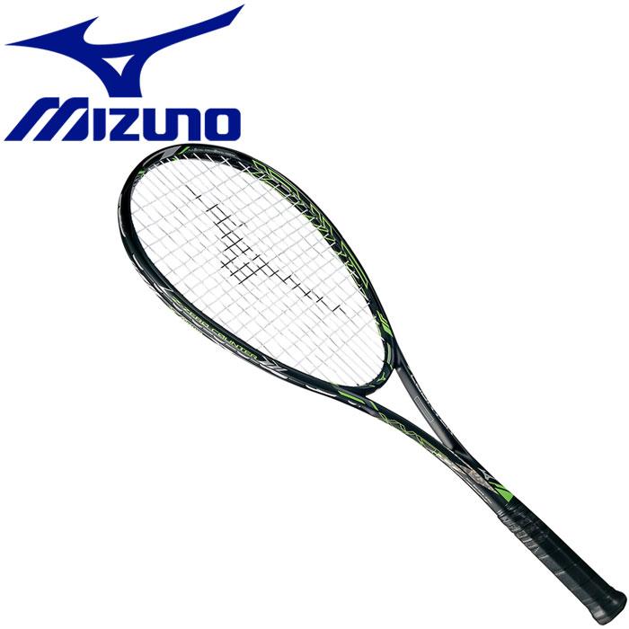 ミズノ XYST Z-ZERO COUNTER ジストゼットゼロカウンター ソフトテニス 軟式テニスラケット フレームのみ 63JTN73009
