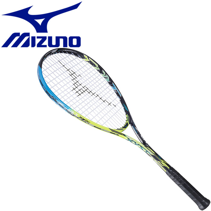 ミズノ XYST Z-01 ジストゼット01 ソフトテニス 軟式テニスラケット フレームのみ 63JTN73439