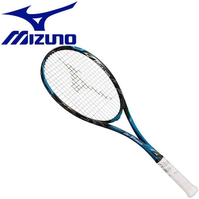 ミズノ DI-T TOUR ディーアイティーツアー ソフトテニス 軟式テニスラケット フレームのみ 63JTN84120