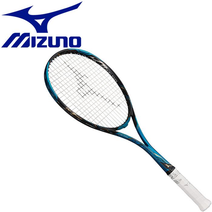 ミズノ DI-Z TOUR ディーアイゼットツアー ソフトテニス 軟式テニスラケット フレームのみ 63JTN84220