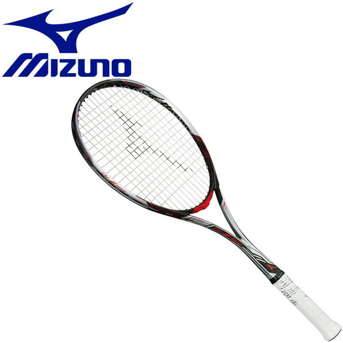 ミズノ DI-Z100 ディーアイゼット100 ソフトテニス 軟式テニスラケット フレームのみ 63JTN84403
