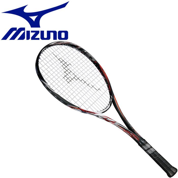 ミズノ SCUD PRO-C スカッド プロ シー ソフトテニス 軟式テニスラケット フレームのみ 63JTN85254