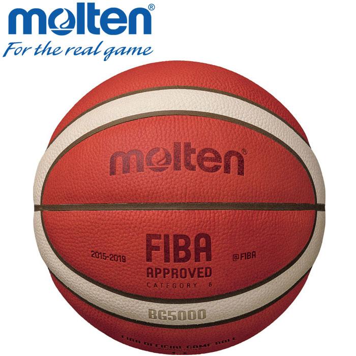 モルテン FIBA OFFICIAL GAME BALL バスケットボール 6号 B6G5000