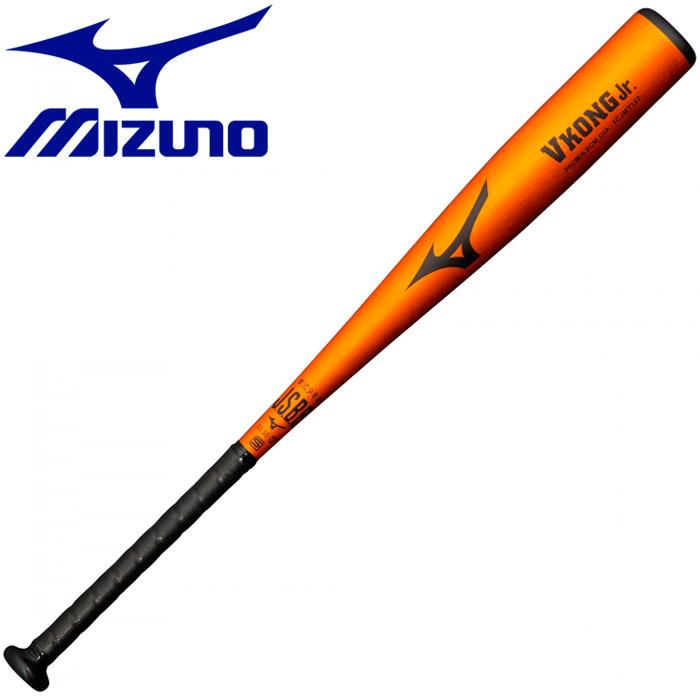 ミズノ 野球 少年軟式用VコングJr. (金属製/78cm/平均550g) 1CJMY1477850